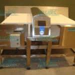 Transportador para detector de metais